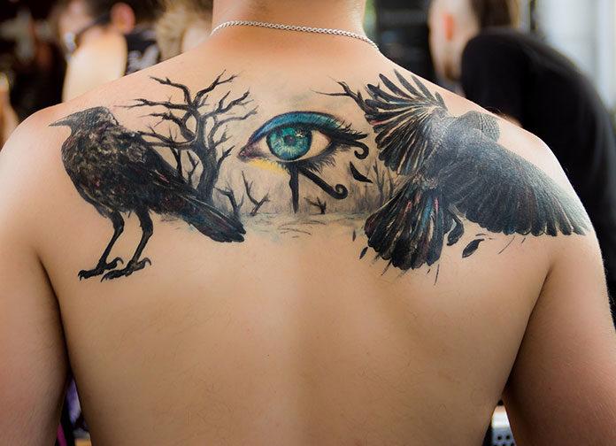 Usuwanie kolorowych tatuaży - specjaliści nie mają z tym dziś żadnego problemu!