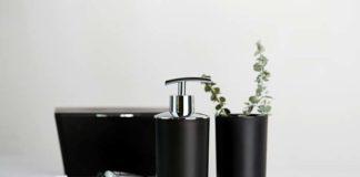 Stylowe akcesoria łazienkowe