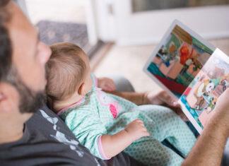 Od kiedy czytać dziecku bajki