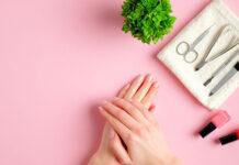 Profesjonalny zestaw do paznokci